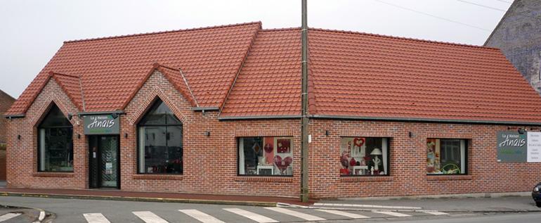 La maison d 39 ana s contact et plan d 39 acc s - Delamaison magasin adresse ...